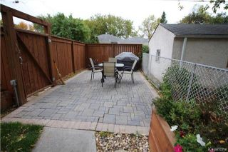 Photo 14: 448 Roberta Avenue in Winnipeg: East Kildonan Residential for sale (3D)  : MLS®# 1726059