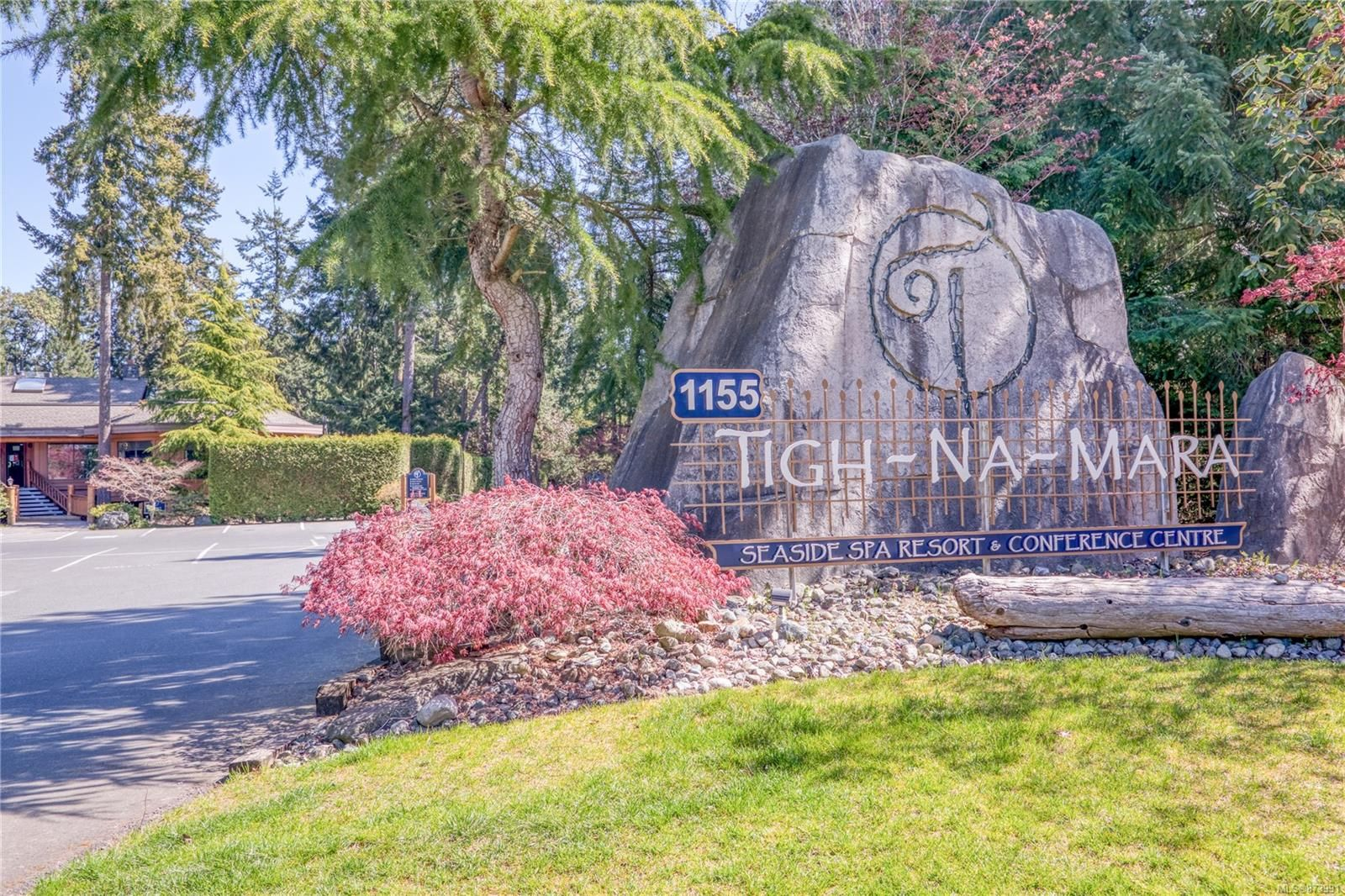 Main Photo: 112 1155 Resort Dr in : PQ Parksville Condo for sale (Parksville/Qualicum)  : MLS®# 873991