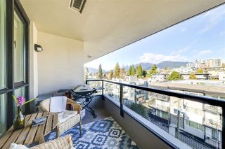 "Photo 18: 702 160 W 3RD Street in North Vancouver: Lower Lonsdale Condo for sale in ""ENVY"" : MLS®# R2542885"