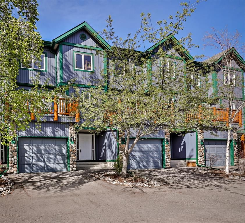 Main Photo: 26 1022 Rundleview Drive: Canmore Row/Townhouse for sale : MLS®# A1112857