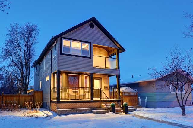 Main Photo: 516 21 Avenue NW in CALGARY: Mount Pleasant Residential Detached Single Family for sale (Calgary)  : MLS®# C3602229