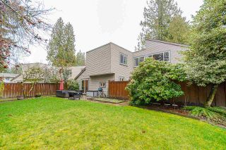 "Photo 39: 21 3397 HASTINGS Street in Port Coquitlam: Woodland Acres PQ Townhouse for sale in ""Maple Creek"" : MLS®# R2544787"
