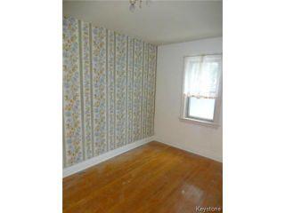 Photo 8: 815 Sherburn Street in WINNIPEG: West End / Wolseley Residential for sale (West Winnipeg)  : MLS®# 1503759