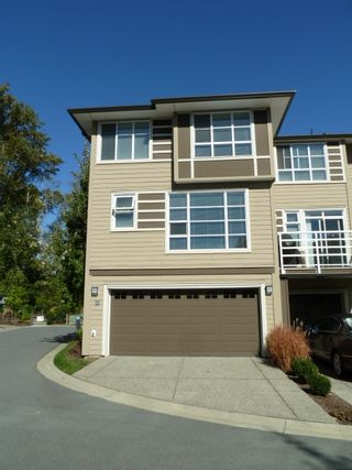 "Photo 1: 63 15405 31 Avenue in Surrey: Grandview Surrey Townhouse for sale in ""Nuvo 2"" (South Surrey White Rock)  : MLS®# R2004624"