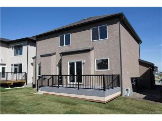 Photo 9: 58 Wainwright Crescent in Winnipeg: River Park South Residential for sale (2F)  : MLS®# 1700628