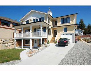 "Photo 1: 6344 SAMRON Road in Sechelt: Sechelt District House for sale in ""WEST SECHELT"" (Sunshine Coast)  : MLS®# V760674"