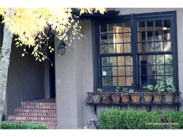 Photo 7: Photos: 4387 MARGUERITE ST in Vancouver: Shaughnessy House for sale (Vancouver West)  : MLS®# V1094390