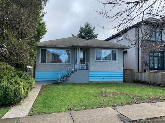 Main Photo: 4720 HENRY Street in Vancouver: Knight House for sale (Vancouver East)  : MLS®# R2559484