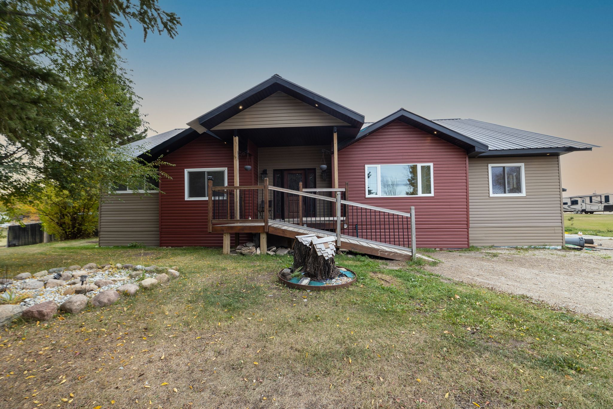 Main Photo: 30 49547 RR 243 in Leduc County: House for sale