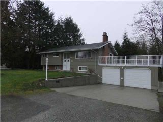Photo 1: 22121 122ND Avenue in Maple Ridge: West Central House for sale : MLS®# V871009
