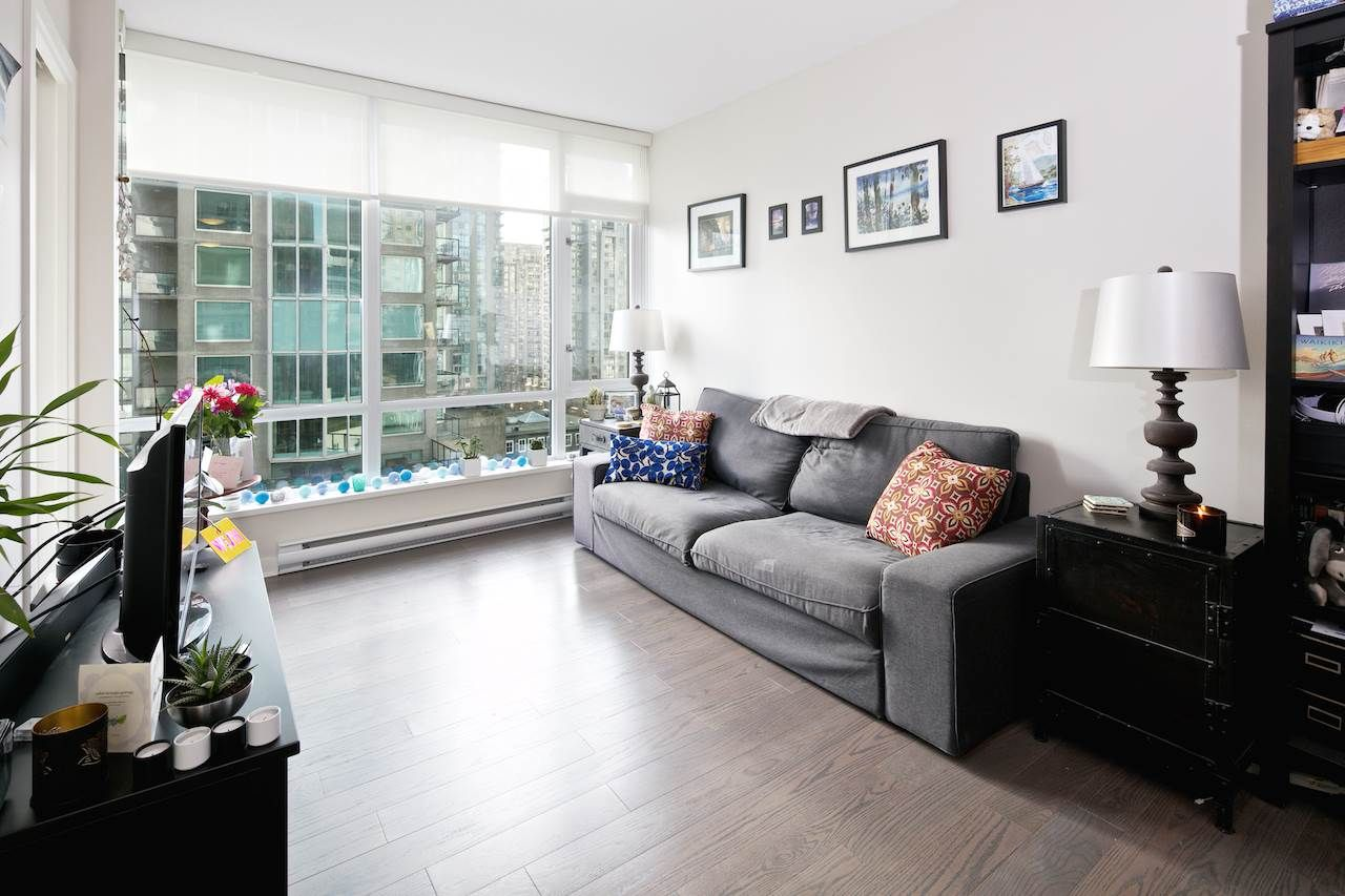 Photo 5: Photos: 907 833 HOMER Street in Vancouver: Downtown VW Condo for sale (Vancouver West)  : MLS®# R2038484