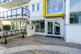 Photo 25: 409 809 FOURTH Avenue in New Westminster: Uptown NW Condo for sale : MLS®# R2622117