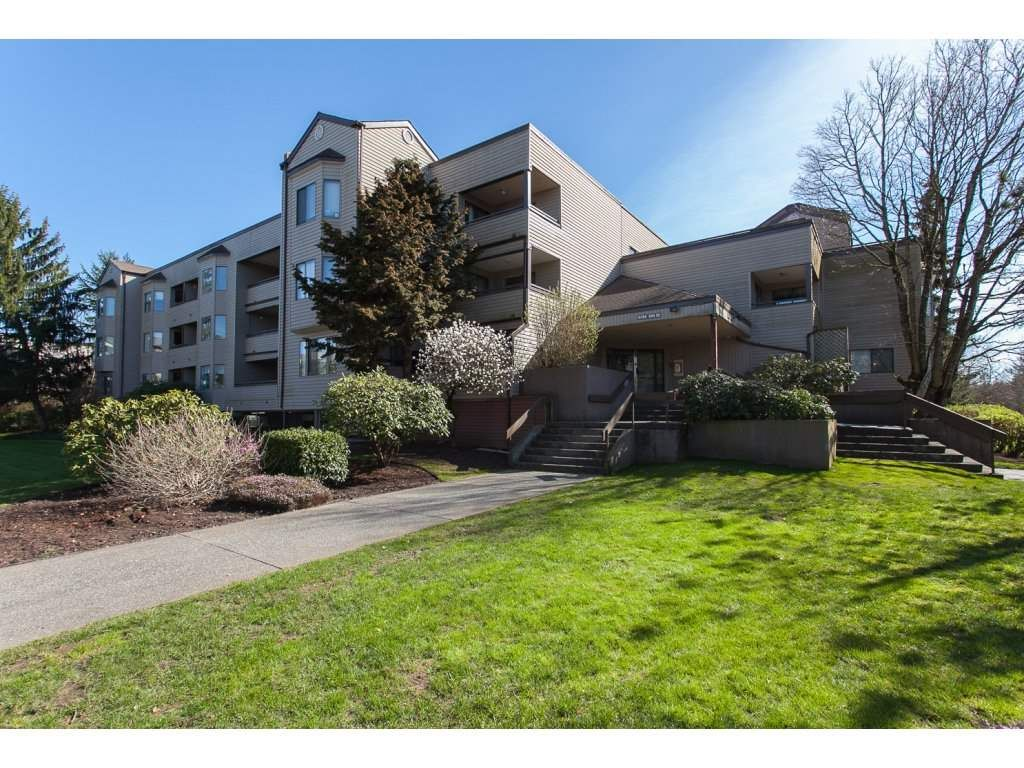 """Main Photo: 112 5294 204 Street in Langley: Langley City Condo for sale in """"Waters Edge"""" : MLS®# R2228794"""