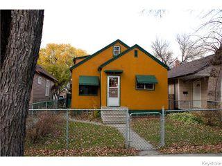 Photo 2: 443 Horace Street in WINNIPEG: St Boniface Residential for sale (South East Winnipeg)  : MLS®# 1528754