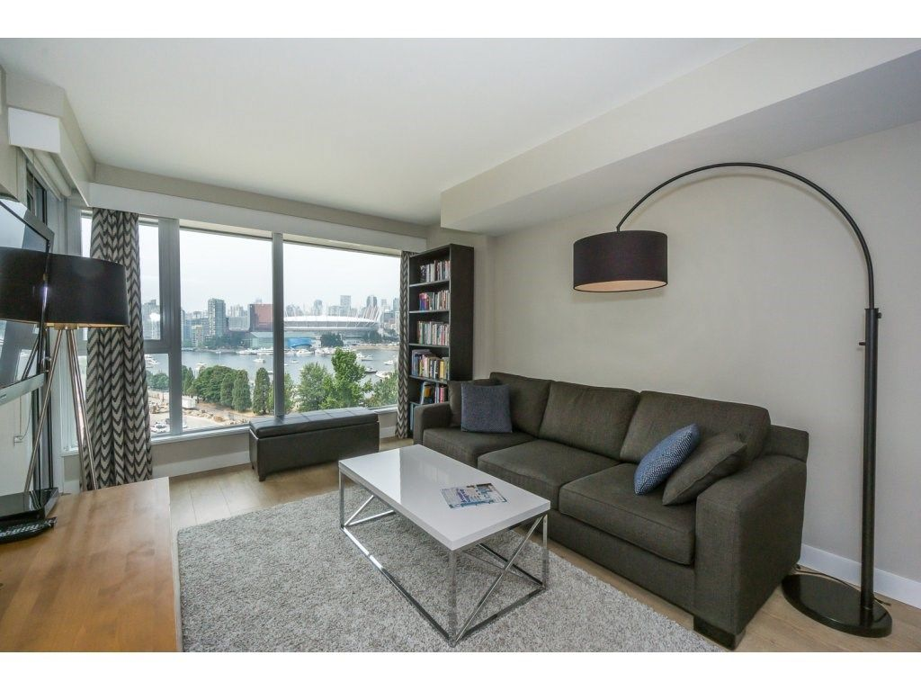 """Main Photo: 1203 1618 QUEBEC Street in Vancouver: Mount Pleasant VE Condo for sale in """"CENTRAL"""" (Vancouver East)  : MLS®# R2194476"""