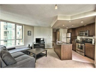 Photo 7: # 1604 1212 HOWE ST in Vancouver: Downtown VW Condo for sale (Vancouver West)  : MLS®# V1033629
