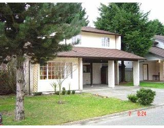 "Photo 1: 1979 BOW DR in Coquitlam: River Springs House for sale in ""RIVER SPRINGS"" : MLS®# V578856"