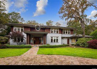 Main Photo: 3300 Uplands Rd in Oak Bay: OB Uplands House for sale : MLS®# 888481