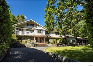 Photo 1: 3460 Beach Dr in : OB Uplands House for sale (Oak Bay)  : MLS®# 876991