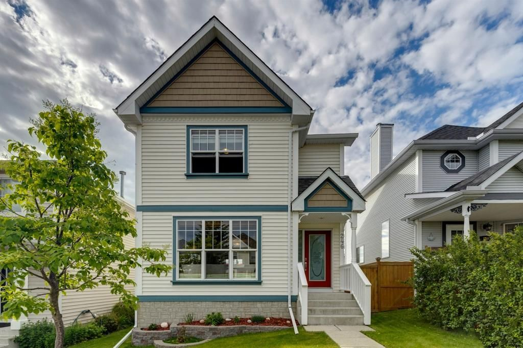 Main Photo: 246 Tuscany Valley Drive NW in Calgary: Tuscany Detached for sale : MLS®# A1124290