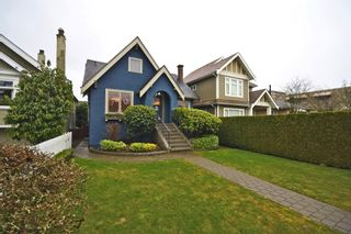 Photo 1: 2076 W 47th Avenue in Vancouver: Kerrisdale House for sale (Vancouver West)  : MLS®# V1048324