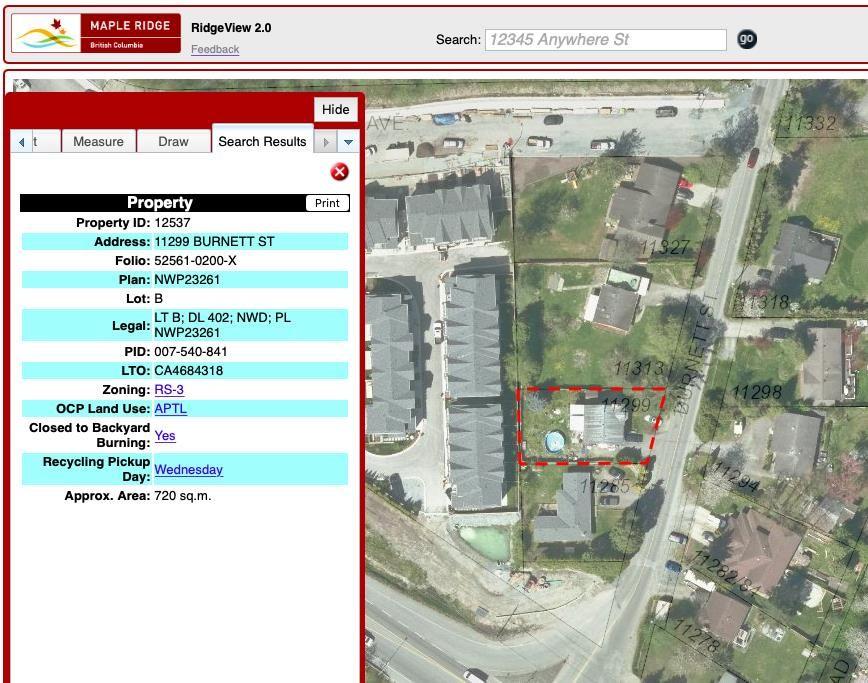 Main Photo: 11299 BURNETT Street in Maple Ridge: East Central House for sale : MLS®# R2508037