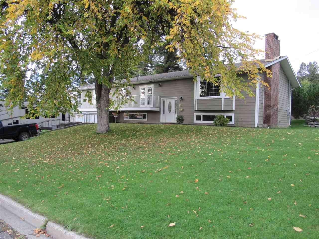 Main Photo: 720 HADDOCK Avenue in Williams Lake: Williams Lake - City House for sale (Williams Lake (Zone 27))  : MLS®# R2508832