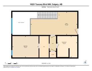 Photo 33: 1309 10221 Tuscany Boulevard NW in Calgary: Tuscany Apartment for sale : MLS®# A1149766