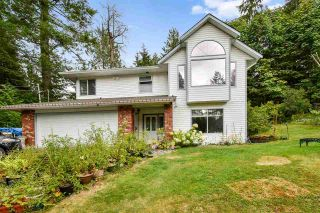 Photo 1: 8928 HAMMOND Street in Mission: Mission BC House for sale : MLS®# R2580422