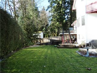 Photo 18: 2918 VALLEYVISTA DR in Coquitlam: Westwood Plateau House for sale : MLS®# V1045345