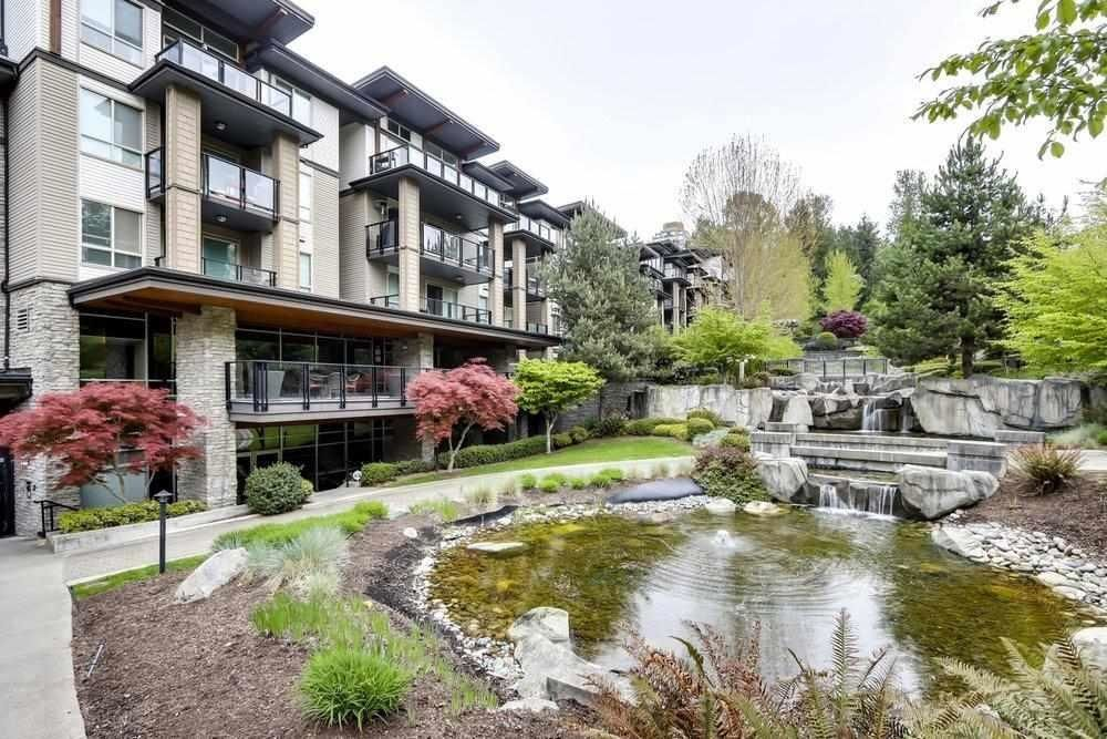 """Main Photo: 405 7478 BYRNEPARK Walk in Burnaby: South Slope Condo for sale in """"GREEN"""" (Burnaby South)  : MLS®# R2615130"""