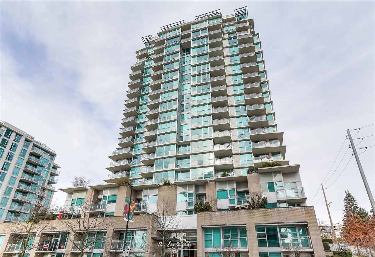 "Main Photo: 1802 188 E ESPLANADE Street in North Vancouver: Lower Lonsdale Condo for sale in ""THE ESPLANADE"" : MLS®# R2141374"