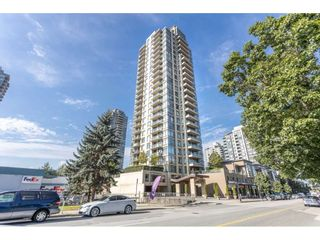 """Photo 1: 1906 4250 DAWSON Street in Burnaby: Brentwood Park Condo for sale in """"OMA 2"""" (Burnaby North)  : MLS®# R2562421"""