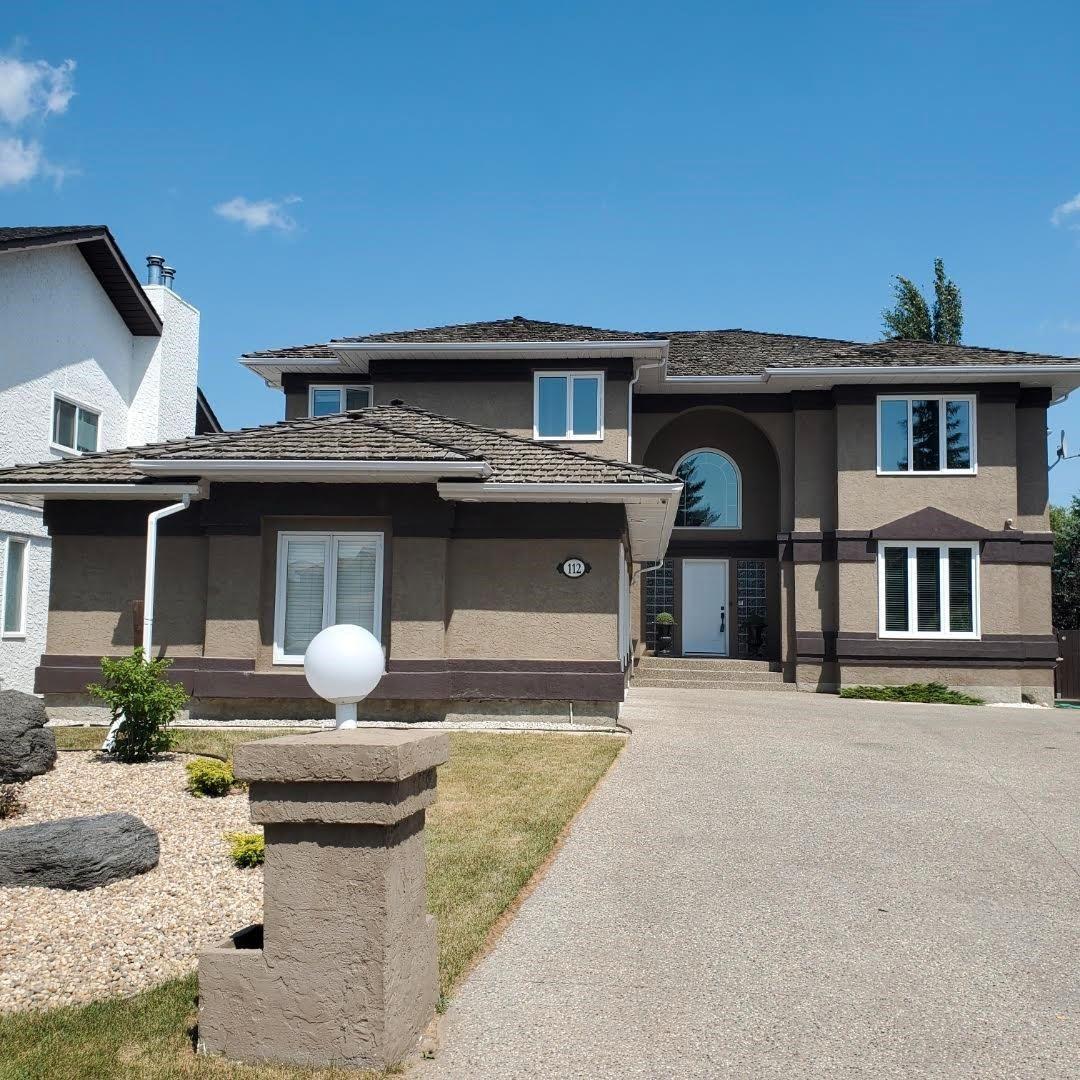 Main Photo: 112 Castle Keep in Edmonton: Zone 27 House for sale : MLS®# E4253124