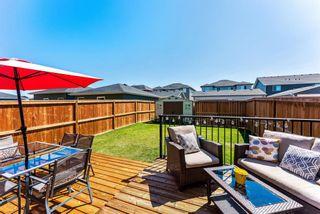 Photo 27: 161 Willow Green: Cochrane Duplex for sale : MLS®# A1020334