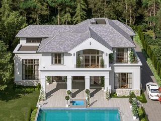 Photo 1: 3171 WESTMOUNT Place in West Vancouver: Westmount WV House for sale : MLS®# R2591794