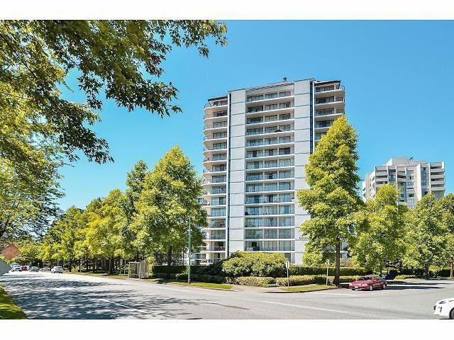 Main Photo: # 1103 6455 WILLINGDON AV in Burnaby: Metrotown Condo for sale (Burnaby South)  : MLS®# V1074601