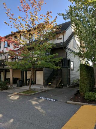 "Photo 1: 60 16233 83 Avenue in Surrey: Fleetwood Tynehead Townhouse for sale in ""VERANDA"" : MLS®# R2208901"