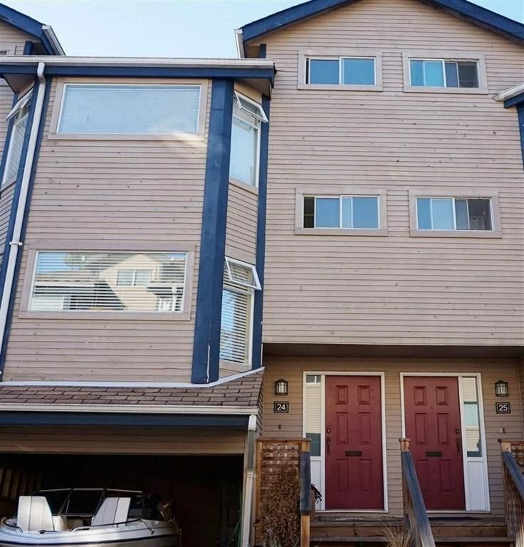 Main Photo: 24 1195 Falcon Drive in coquitlam: Eagleridge Townhouse for sale (Coquitlam)  : MLS®# R2110135