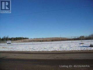 Photo 1: 3701 33  Street in Whitecourt: Industrial for sale : MLS®# AWI45226