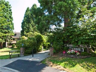 "Photo 9: 405 1385 DRAYCOTT Road in North Vancouver: Lynn Valley Condo for sale in ""BROOKWOOD NORTH"" : MLS®# V844289"