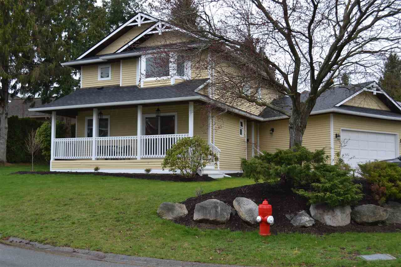 """Main Photo: 1247 161A Street in Surrey: King George Corridor House for sale in """"Meridian Park"""" (South Surrey White Rock)  : MLS®# R2149544"""