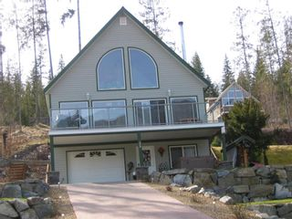 "Photo 1: Eagle Bay - Shuswap Lake 6421 Eagle Bay Road # 35: House for sale in ""Wildrose Bay Properties"""