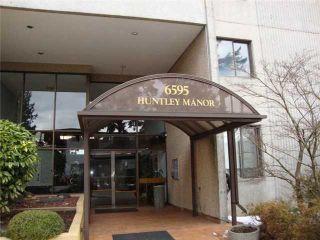 "Photo 10: # 1607 6595 WILLINGDON AV in Burnaby: Metrotown Condo for sale in ""HUNTLEY MANOR"" (Burnaby South)  : MLS®# V874229"