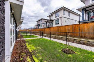 Photo 40: 85 8413 MIDTOWN Way: Townhouse for sale in Chilliwack: MLS®# R2562039