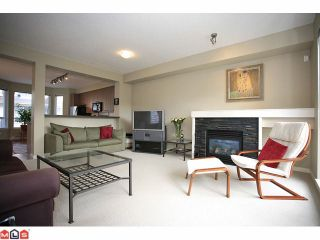 """Photo 3: 19 7155 189TH Street in Surrey: Clayton Townhouse for sale in """"Bacara"""" (Cloverdale)  : MLS®# F1114971"""
