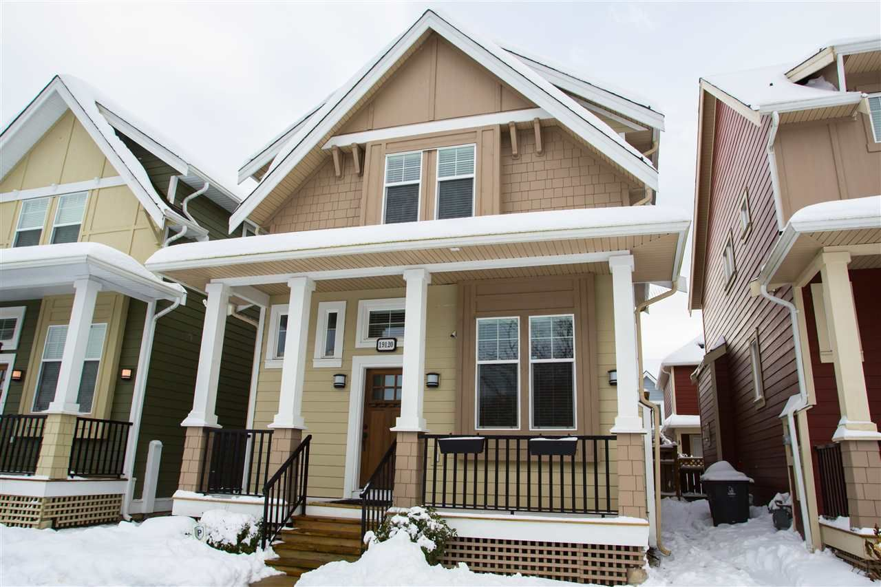 Main Photo: 19120 73 AVENUE in : Clayton House for sale : MLS®# R2137607