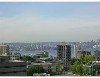 """Photo 9: 1004 140 E 14TH Street in North_Vancouver: Central Lonsdale Condo for sale in """"SPRING HILL"""" (North Vancouver)  : MLS®# V711586"""