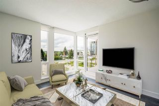 """Photo 1: 405 1550 FERN Street in North Vancouver: Lynnmour Condo for sale in """"Beacon at Seylynn Village"""" : MLS®# R2585739"""