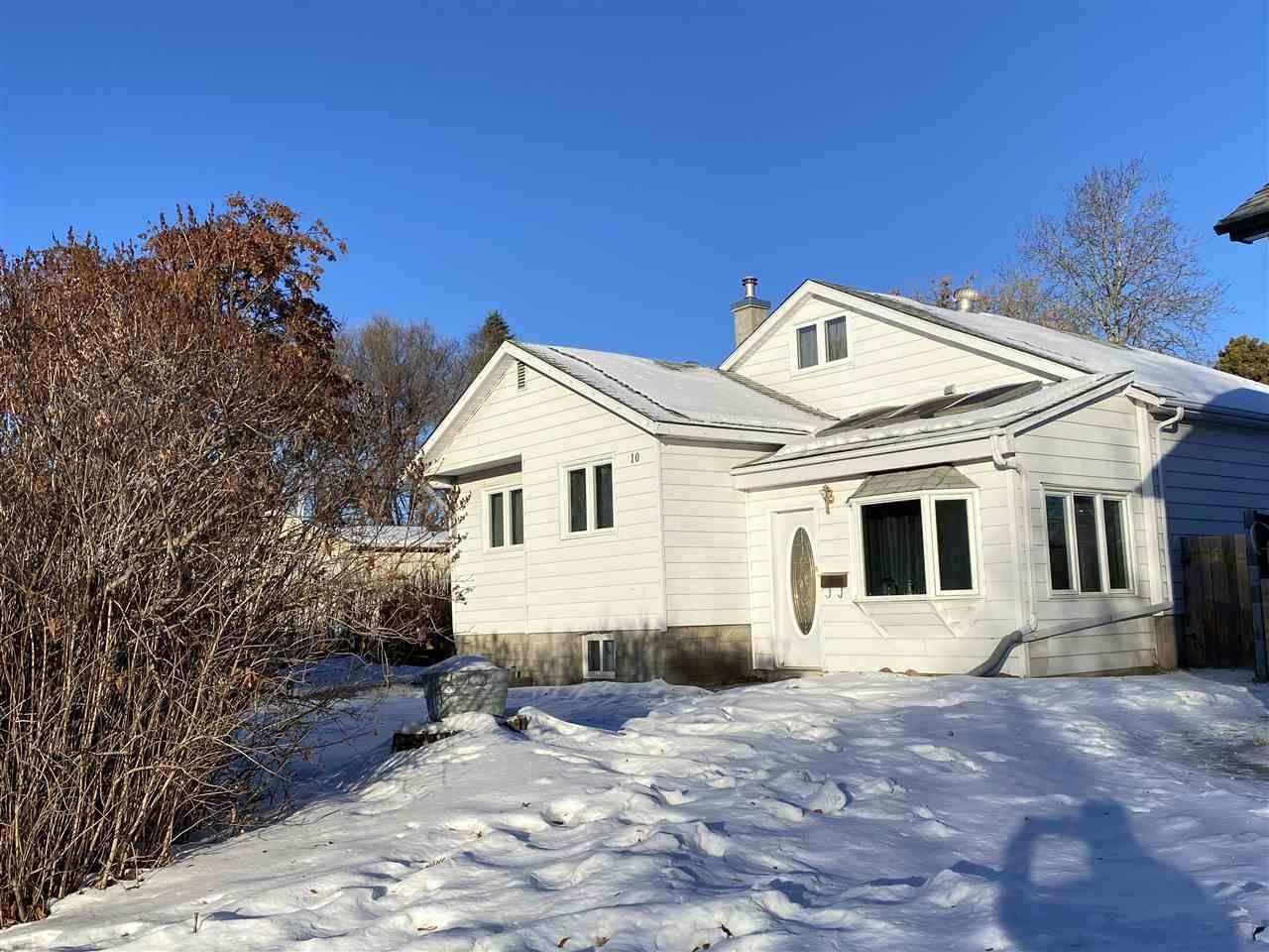 Main Photo: 10 KOOTENAY Avenue: Devon House for sale : MLS®# E4225852